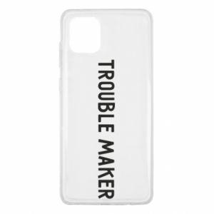 Etui na Samsung Note 10 Lite Trouble maker