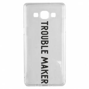 Etui na Samsung A5 2015 Trouble maker