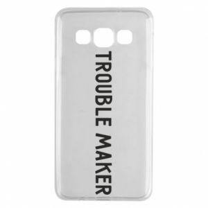 Etui na Samsung A3 2015 Trouble maker