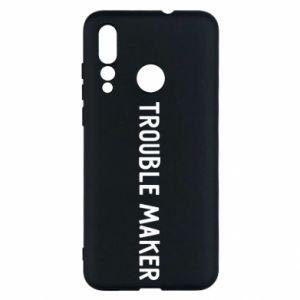 Etui na Huawei Nova 4 Trouble maker