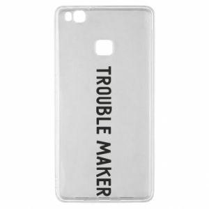 Etui na Huawei P9 Lite Trouble maker