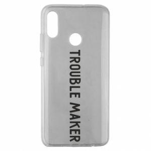 Etui na Huawei Honor 10 Lite Trouble maker