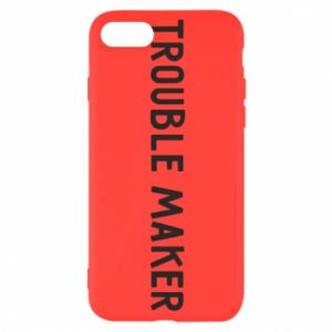 Etui na iPhone SE 2020 Trouble maker
