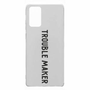 Etui na Samsung Note 20 Trouble maker