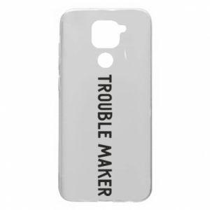 Etui na Xiaomi Redmi Note 9/Redmi 10X Trouble maker