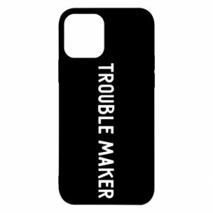 Etui na iPhone 12/12 Pro Trouble maker