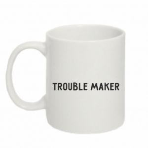 Kubek 330ml Trouble maker