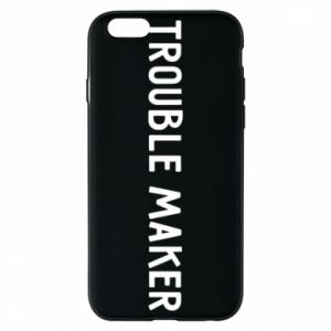 Etui na iPhone 6/6S Trouble maker
