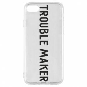 Etui na iPhone 7 Trouble maker