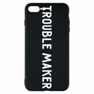 Etui na iPhone 7 Plus Trouble maker