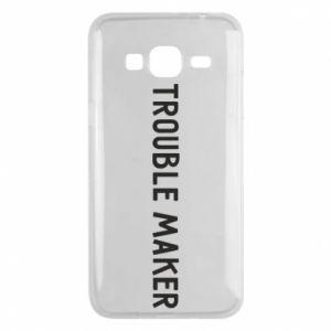 Etui na Samsung J3 2016 Trouble maker