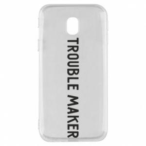 Etui na Samsung J3 2017 Trouble maker