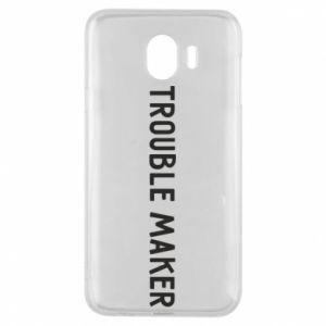 Etui na Samsung J4 Trouble maker