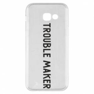 Etui na Samsung A5 2017 Trouble maker