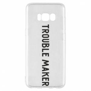 Etui na Samsung S8 Trouble maker