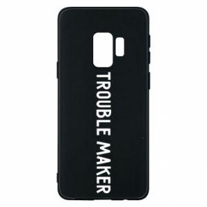 Etui na Samsung S9 Trouble maker