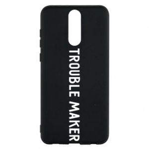 Etui na Huawei Mate 10 Lite Trouble maker