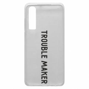 Etui na Huawei P30 Trouble maker