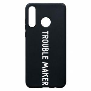 Etui na Huawei P30 Lite Trouble maker
