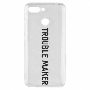 Etui na Xiaomi Redmi 6 Trouble maker