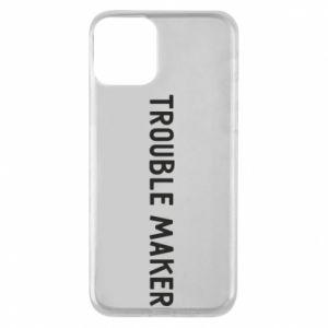 Etui na iPhone 11 Trouble maker