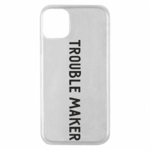 Etui na iPhone 11 Pro Trouble maker