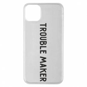 Etui na iPhone 11 Pro Max Trouble maker