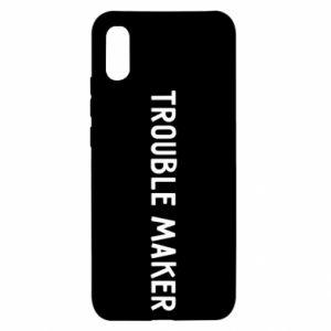 Etui na Xiaomi Redmi 9a Trouble maker