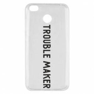 Etui na Xiaomi Redmi 4X Trouble maker