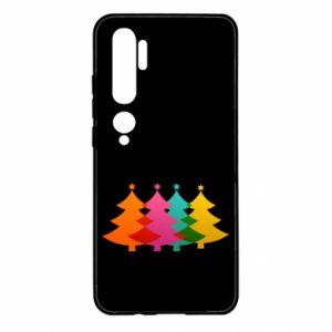 Etui na Xiaomi Mi Note 10 Trzy Choinki