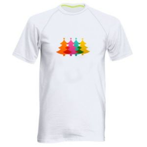 Koszulka sportowa męska Trzy Choinki