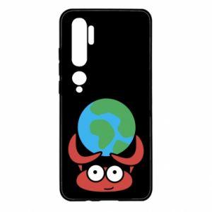 Xiaomi Mi Note 10 Case I hold the world!