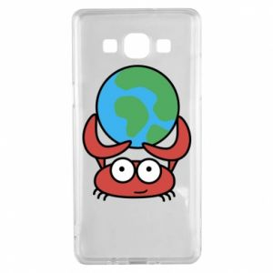 Samsung A5 2015 Case I hold the world!