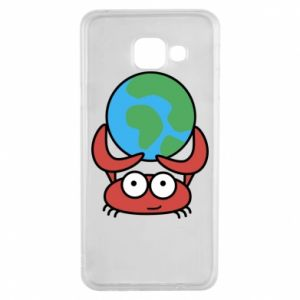 Samsung A3 2016 Case I hold the world!