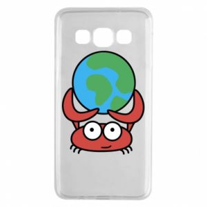 Samsung A3 2015 Case I hold the world!