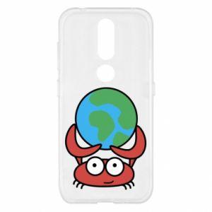 Nokia 4.2 Case I hold the world!
