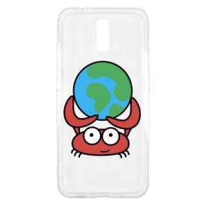 Nokia 2.3 Case I hold the world!