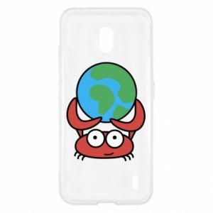 Nokia 2.2 Case I hold the world!