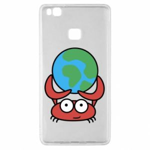 Huawei P9 Lite Case I hold the world!