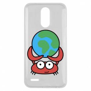 Lg K10 2017 Case I hold the world!
