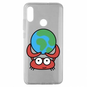 Huawei Honor 10 Lite Case I hold the world!