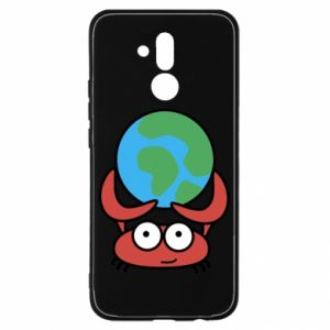 Huawei Mate 20Lite Case I hold the world!