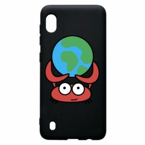 Samsung A10 Case I hold the world!