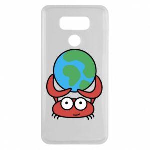 LG G6 Case I hold the world!