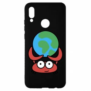 Huawei P Smart 2019 Case I hold the world!