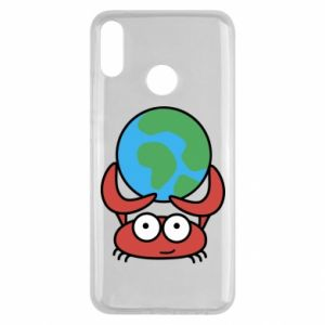 Huawei Y9 2019 Case I hold the world!