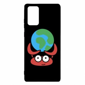Samsung Note 20 Case I hold the world!