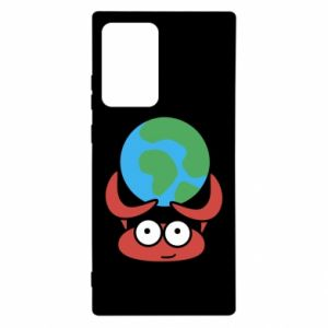 Samsung Note 20 Ultra Case I hold the world!