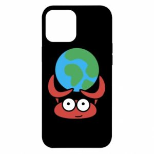 iPhone 12 Pro Max Case I hold the world!