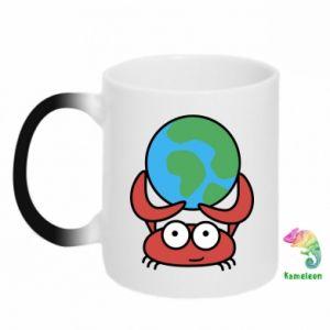 Magic mugs I hold the world!
